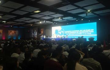 Congreso de las Farc: Timochenko señala que las farc no cambiarán de ideología