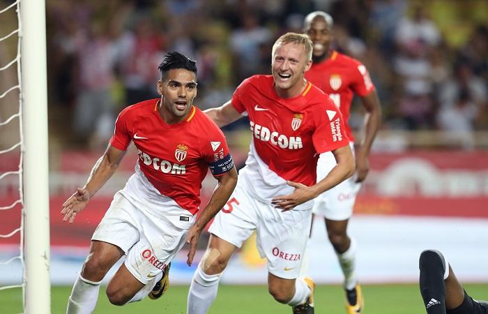 Falcao volvió a marcar golazo con el As Mónaco