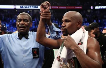 Floyd Mayweather se retira oficialmente del boxeo con 50-0
