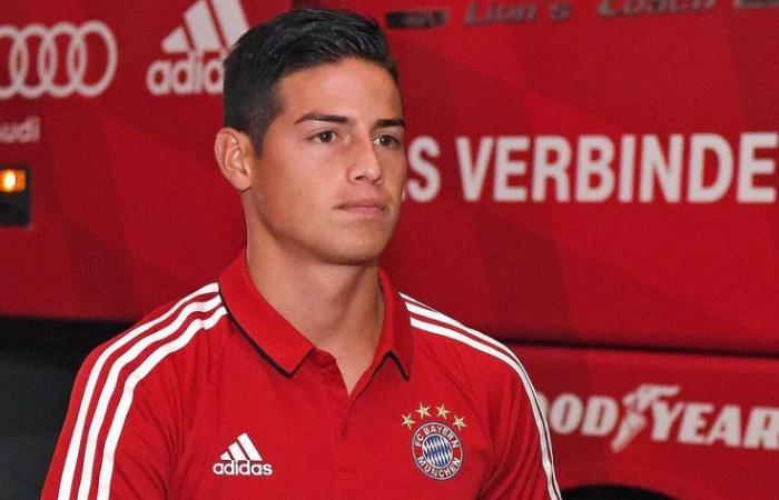 James Rodríguez: Bayern Múnich confirmó la noticia que tanto esperaban en Colombia