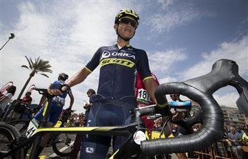 Vuelta a España: Así van los colombianos tras la etapa 9
