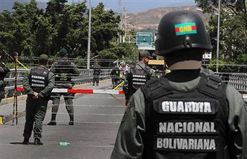 Colombia emite nota de protesta contra Guardia venezolana