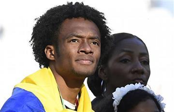 """Juan Guillermo Cuadrado: """"Nuestro objetivo es volver al Mundial"""""""
