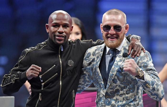 Mayweather vs McGregor: El millonario resultado de 'La pelea del siglo'