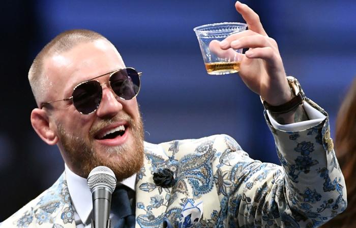 McGregor y la gran fiesta que tuvo tras perder contra Mayweather