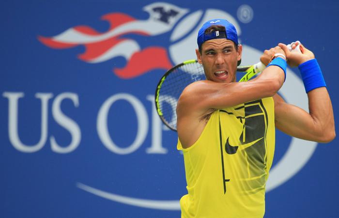 Rafael Nadal llega al Abierto de Estados Unidos como número 1 del mundo