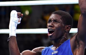 Yuberjen Martínez inició con pie derecho en el Mundial de Boxeo