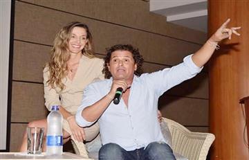 Carlos Vives denuncia que están estafando a sus fans en Santa Marta