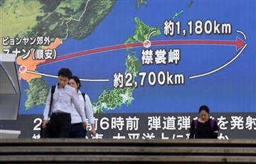 EE.UU sobre Corea del Norte: Todas las opciones están sobre la mesa