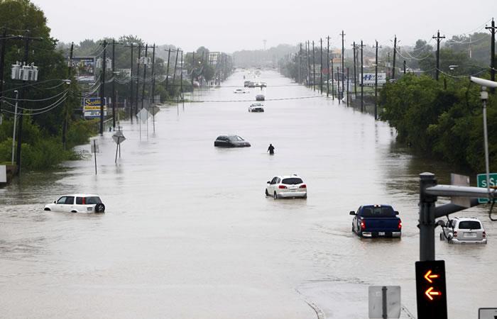Huracán Harvey: Así es la asistencia a Colombianos afectados