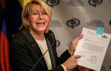 Luisa Ortega entregará pruebas contra Maduro