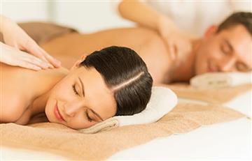 Amor y Amistad: Los cinco beneficios del masaje en pareja