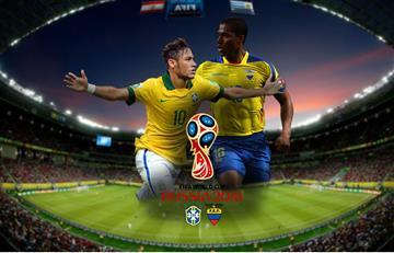 Brasil vs. Ecuador: Previa, datos, alineación y transmisión