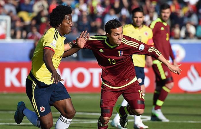Colombia buscará afianzar clasificación ante Venezuela en San Cristóbal