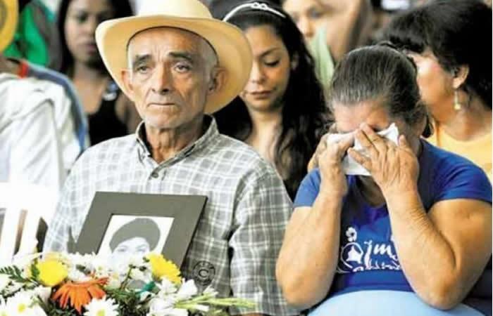 Estado colombiano en deuda con los desaparecidos