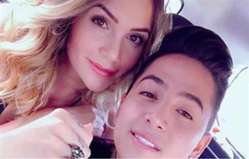 Lina Tejeiro y su sensual baile a Andy Rivera