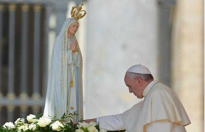 Novena para la visita del papa Francisco, día 8