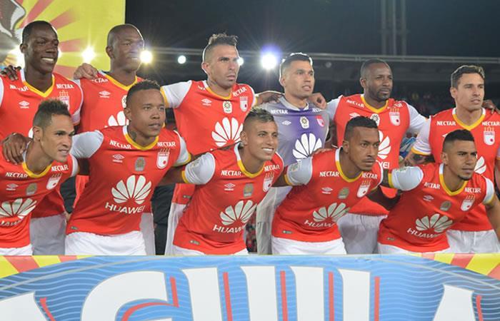 Santa Fe saldrá a buscar ante Medellín la semifinal de la Copa Águila