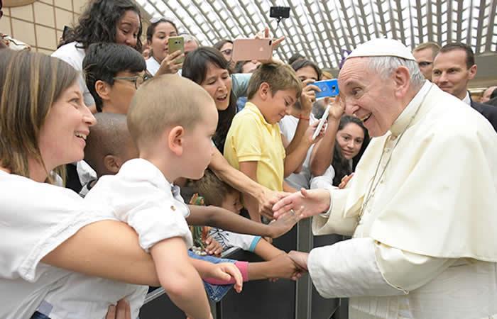 Vicepresidente de Colombia descarta amenazas contra el papa Francisco