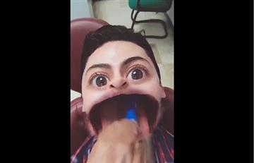 Video: Técnica para cepillarse los dientes al estilo Snapchat