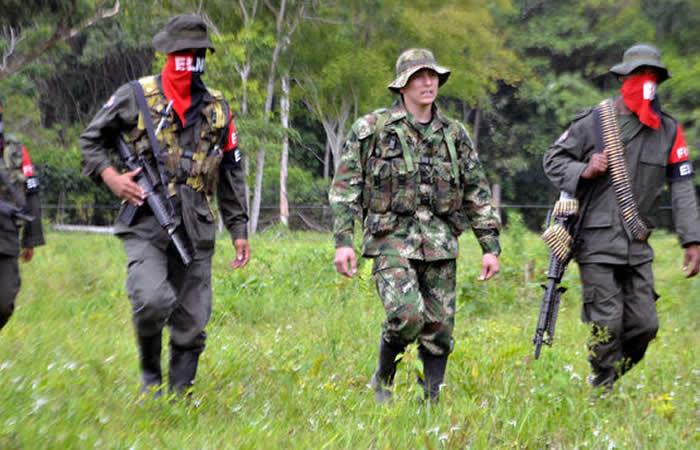 Ataque del ELN en Arauca dejó tres militares heridos