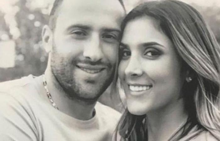 David Ospina: Daniela lo felicita con hermoso mensaje de cumpleaños