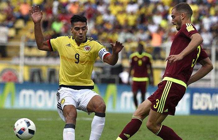 Selección Colombia empató con Venezuela y ya piensa en Brasil