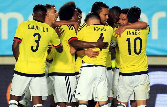 Selección Colombia: Esta es la alineación oficial ante Venezuela