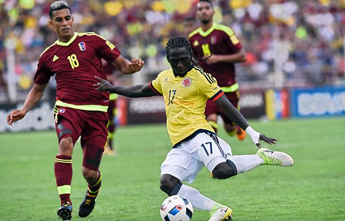 Selección Colombia: Yimmi Chará fue sincero tras el empate