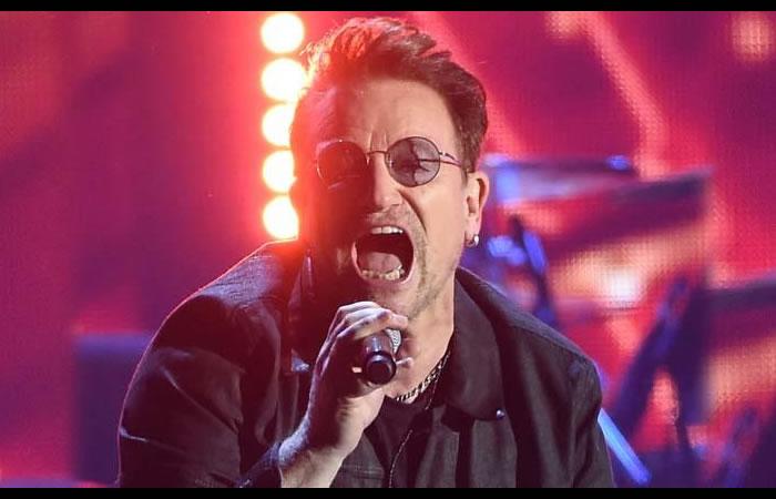 U2 estrena se nueva canción 'Blackout'