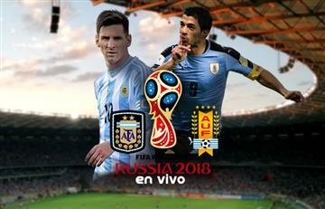 Uruguay vs. Argentina: Transmisión EN VIVO online