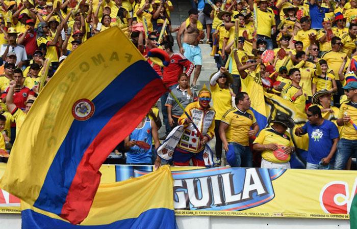Venezuela vs. Colombia: Colombianos se manifiestan en contra de Maduro