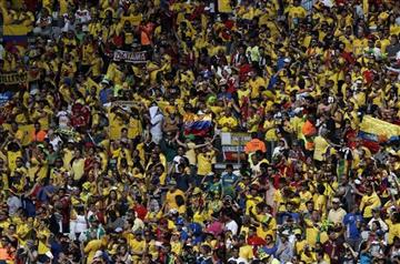Venezuela vs Colombia: Interrumpen Himno de Colombia y así reaccionaron las redes