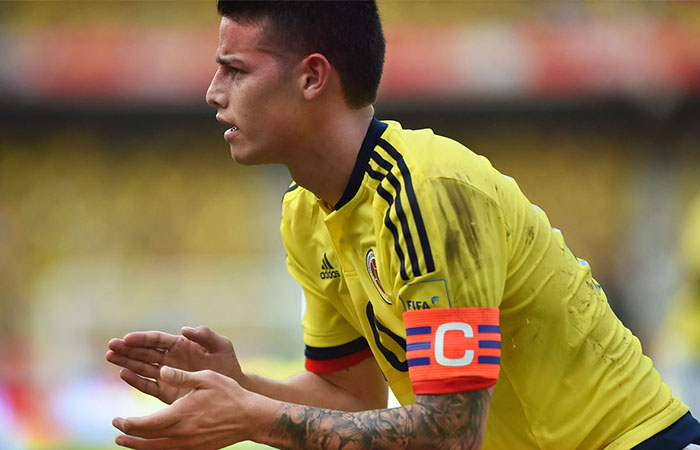 Venezuela vs. Colombia: ¿James Rodríguez debe jugar?