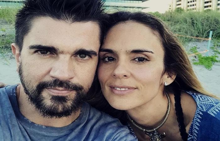 Juanes recuerda cómo fueron sus inicios la lado de Karen Martínez. Foto: Instagram.