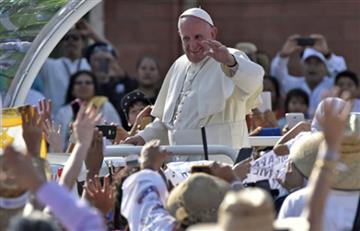 Papa Francisco: Cinco recomendaciones para el cuidado de tu salud
