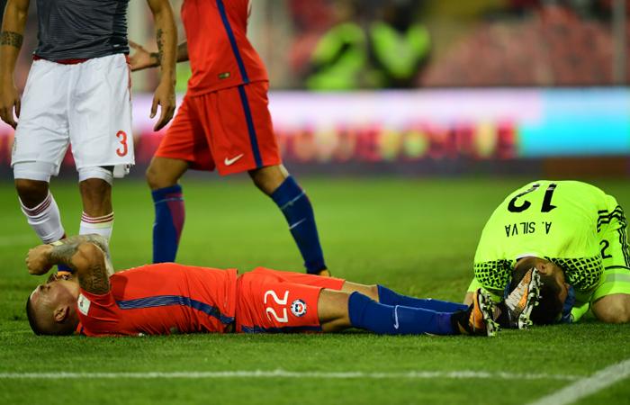 Paraguay hizo lo inesperado y goleó a un Chile irreconocible