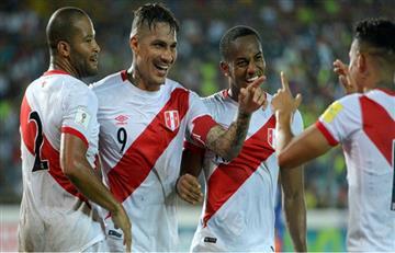 Perú venció a Bolivia y se metió de lleno en la pelea