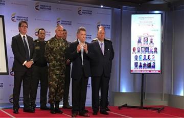Santos anuncia la muerte de 'Gavilán', segundo cabecilla del Clan del Golfo