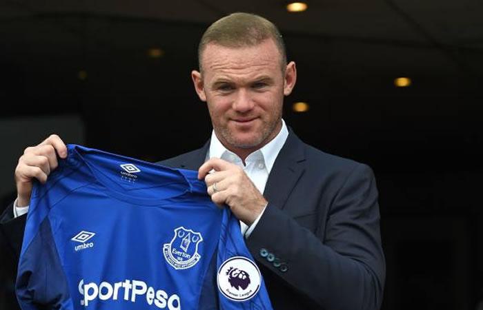 Wayne Rooney detenido por conducir en estado de embriaguez