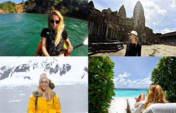 Cassie de Pecol: Primera mujer en viajar a todos los países elige su top 10