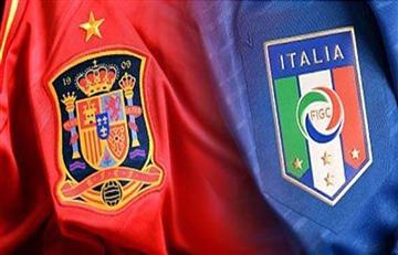 España vs. Italia transmisión en VIVO