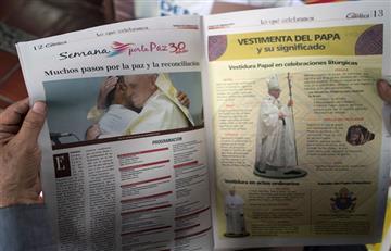Frases atribuidas al papa Francisco que él nunca ha dicho