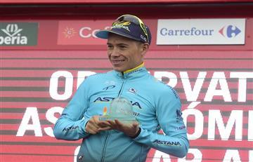 Vuelta a España: Así quedaron los colombianos tras la etapa 14