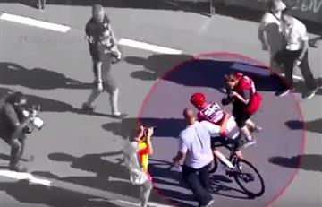 Vuelta a España: ¿La bicicleta de Froome se mueve sola?