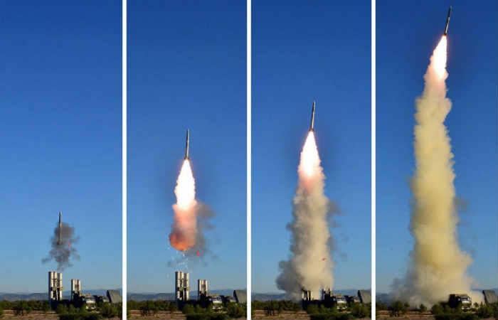 Las fechas clave del programa de misiles de Corea del Norte