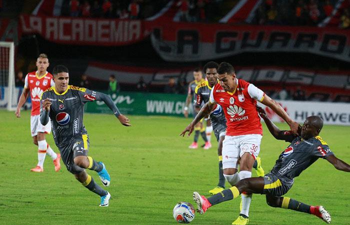 Liga Águila: ¿A qué hora se juega Medellín-Santa Fe y dónde ver el partido?