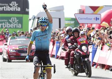 Miguel Ángel López: Reviva el momento de la victoria
