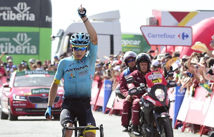 Miguel Ángel López: Increíbles y emotivas narraciones de su victoria en la etapa 15
