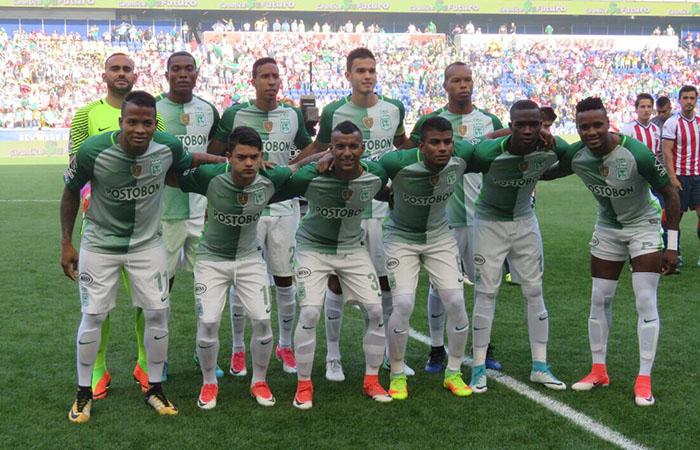 Nacional ganó a Chivas y se quedó con la Súper Copa de Campeones